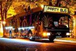 Аренда заказать Party Bus Golden пати бас Киев цена