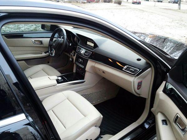 Mercedes E250 на свадьбу в киеве