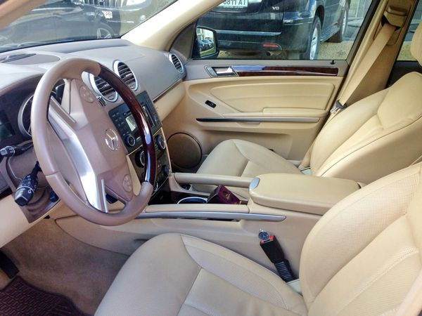 Mercedes GL500AMG 2010 прокат аренда киев