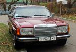Аренда ретро автомобиля Mercedes W123 Киев цена