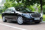 Аренда VIP авто Mercedes W222 S500L Киев цена