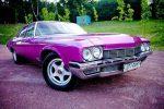 Прокат ретро автомобиля Buick Le sabre розовый Киев цена