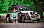 Прокат ретро автомобиля Wanderer 2016 Киев цена