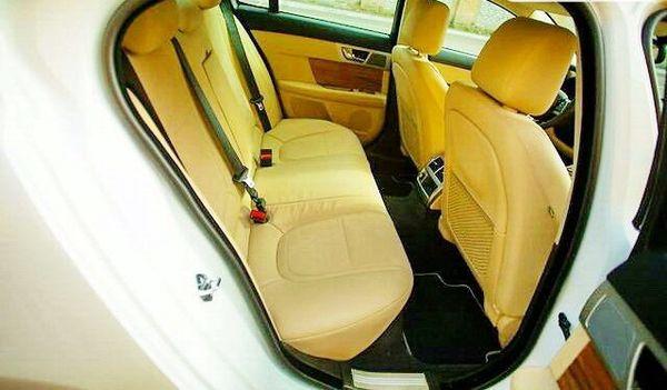 Jaguar XF арендовать в киеве