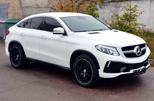 mercedes-gle-350 прокат аренда киев