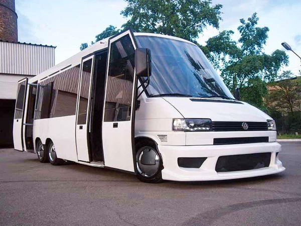 вип автобус в аренду