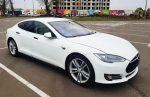Авто на свадьбу TESLA Model S75 бизнес класса Киев цена