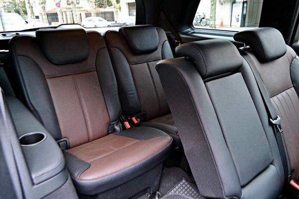 Mercedes GL350 новый прокат аренда