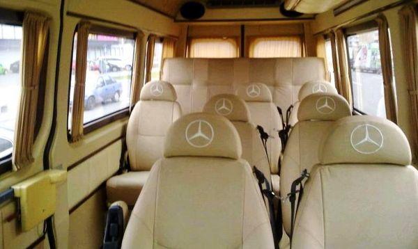 Mercedes Sprinter белый прокат аренда