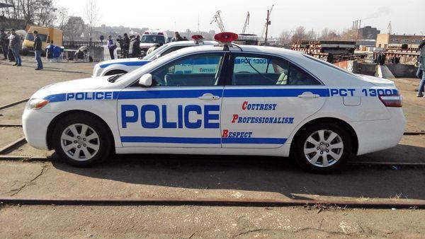 Аренда авто для кино полиция