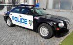 Прокат полиция New York цена