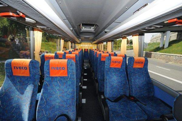 Iveco 30 мест аренда автобуса