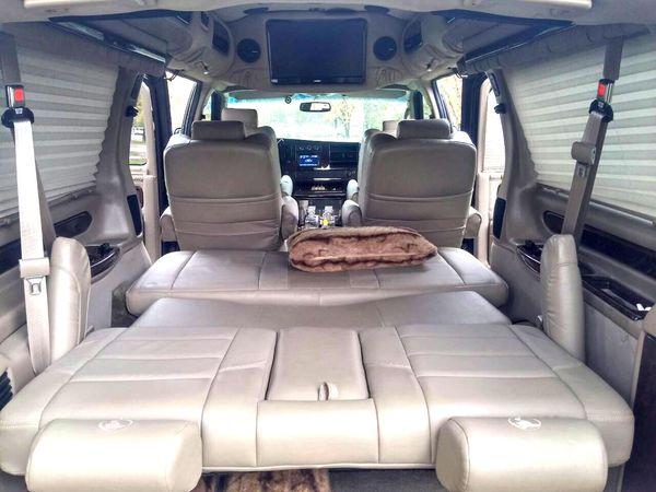 Chevrolet Explorer прокат аренда