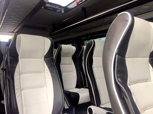 Прокат Mercedes Sprinter черный