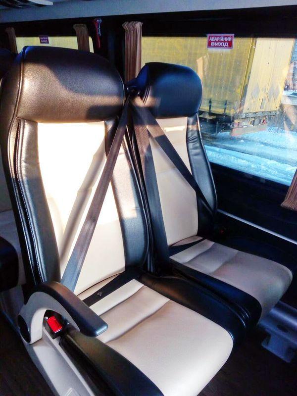 Volkswagen Crafter микроавтобус