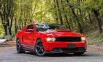 Аренда Ford Mustang GT Sport красный цена в Киеве