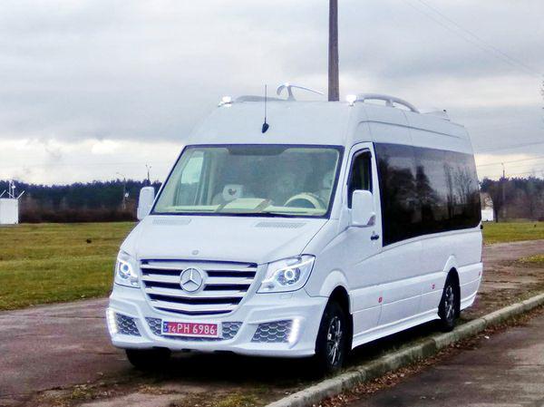 Mercedes Sprinter VIP 2018 прокат