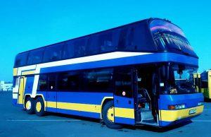 автобус Neoplan 73 места