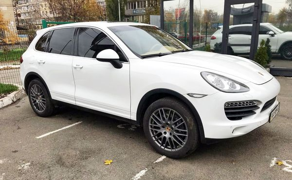 Внедорожник Porsche Cayenne TURBO аренда