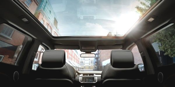 Внедорожник Range Rover Evoque аренда