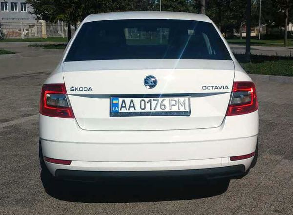 Skoda Octavia A7 новая заказать киев