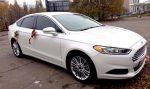Прокат авто Ford Mondeo белый