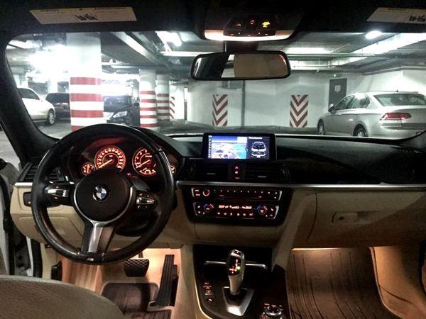 BMW 328M x-drive белый на прокат