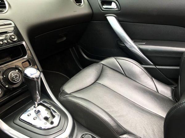 Peugeot 308CC черный кабриолет аренда киев