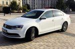Аренда автомобиля Volkswagen Jetta белый