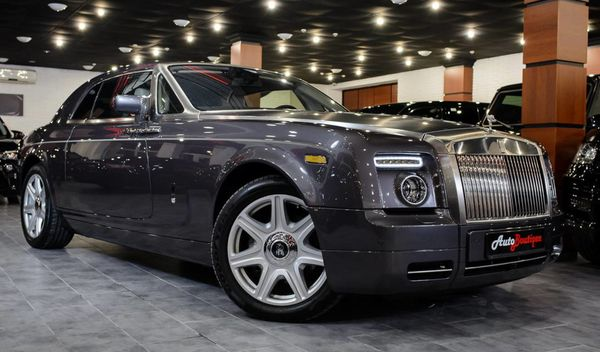 VIP авто Rolls Royce Phantom Coupe на прокат