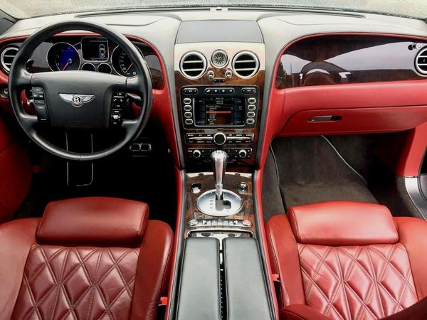 Bentley Continental GT 6.0 W12 biturbo на свадьбу киев
