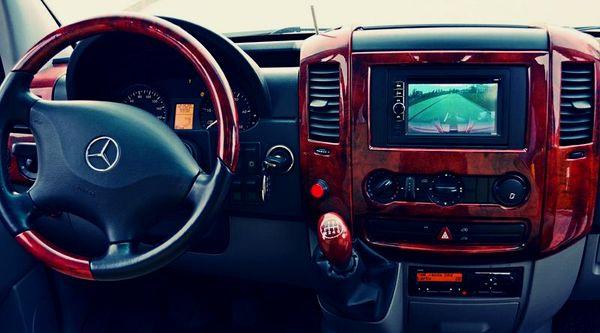 Mercedes Sprinter 519 VIP черный