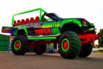 Аренда заказать Party Bus Monster truck Киев цена