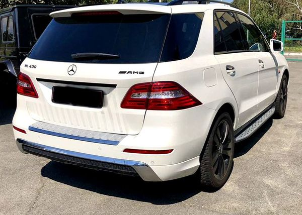 Mercedes-Benz ML400 AMG 2016 w166 прокат киев