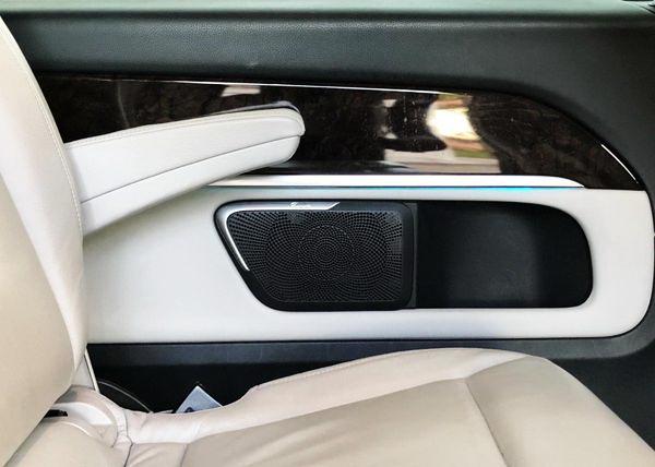 Mercedes V класс 2017 заказать на прокат в киеве