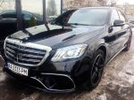 Mercedes-Benz S550 AMG 4MATIC W222 Restyling Киев цена