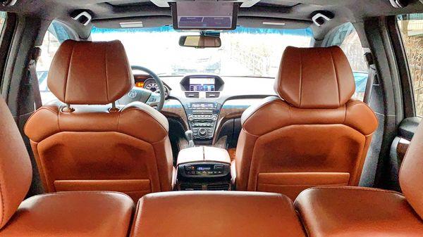 Внедорожник Acura MDX заказать аренду с водителем