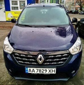 Renault Lоdgy 2018 минивен прокат аренда киев
