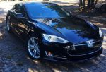 Аренда Tesla S P85 авто бизнес класса Киев цена