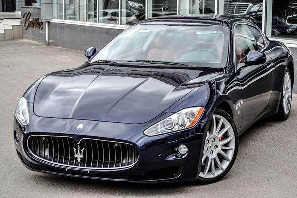Maserati granturismo арендовать в киеве