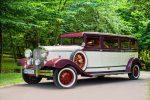 Аренда ретро автомобиля Al Capone NEW кабриолет Киев цена