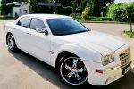 Аренда Chrysler 300C авто бизнес класса Киев цена