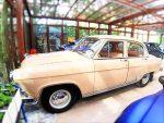 Аренда ретро автомобиля Volga GAZ-21 Киев цена