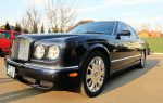 Аренда VIP авто Bentley Arnage 2006 Киев цена