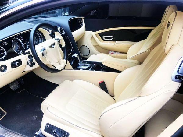 Bentley Continental GT 2013 год на прокат на свадьбу