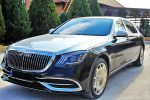 Аренда VIP авто Mercedes-Benz Maybach S400 2016 Киев цена