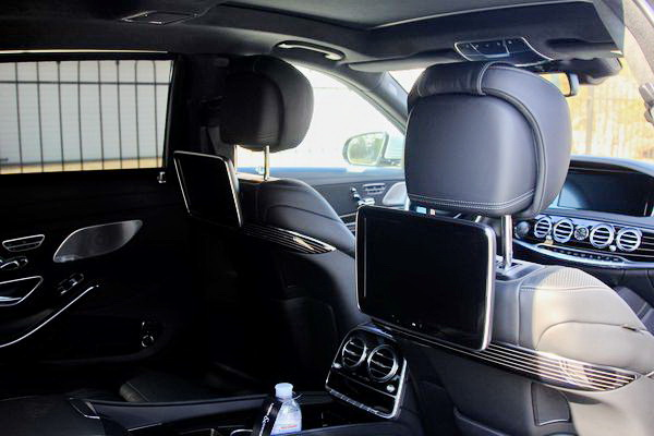 Mercedes-Benz+Maybach S400 2016 прокат аренда киев