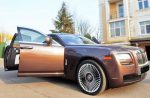Аренда Vip-авто Rolls Royce Ghost 2006 Киев цена