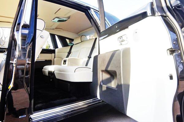 Rolls Royce Phantom прокат аренда киев свадьба
