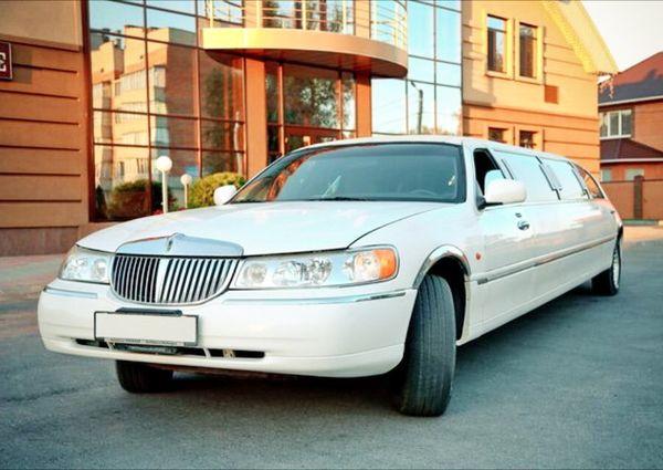 Lincoln Town Car 120 прокат на свадьбу в киеве
